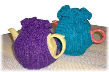 Cozy Corner Teapot Warmer/Tea Cosy by LynnH