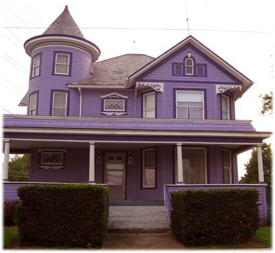 Archive For The Purple Houses Category
