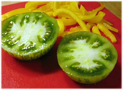 heirloomgreentomatoes