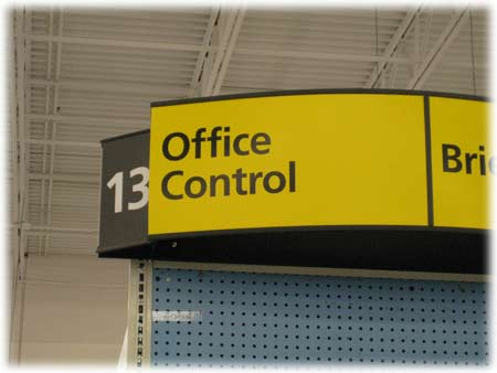 officecontrolsign