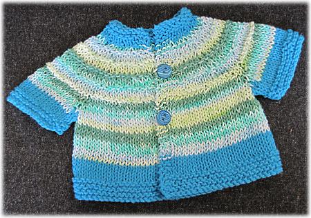 baby goo sweater