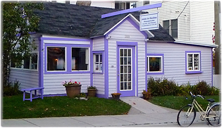 PurpleHouseMackinacIslandIr