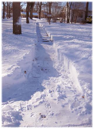snowdaysidewalkpath