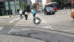 Toronto short Video