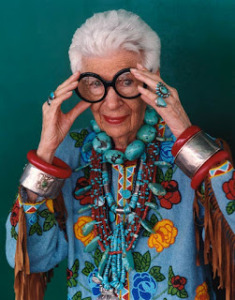 Iris Apfel, Fashion Designer